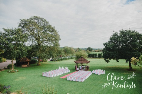 Wedding Photography by Clare Kentish at Old Rectory, Essex
